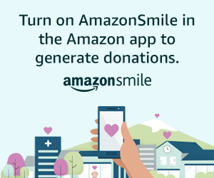Generate donations with AmazonSmile