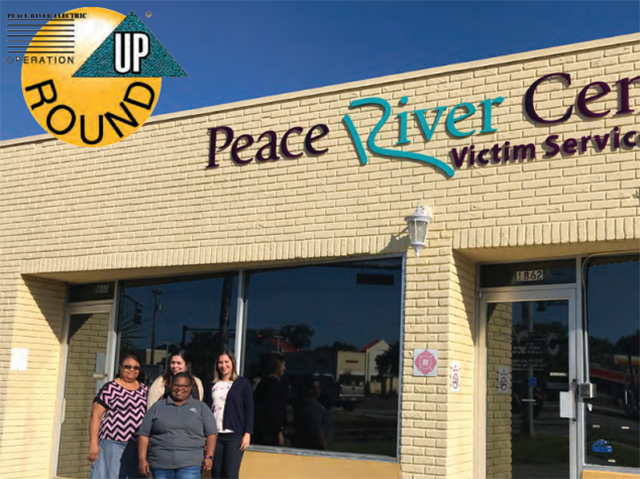 Peace River Center and the Victim Services team.